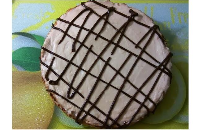 Proteinski cheesecake