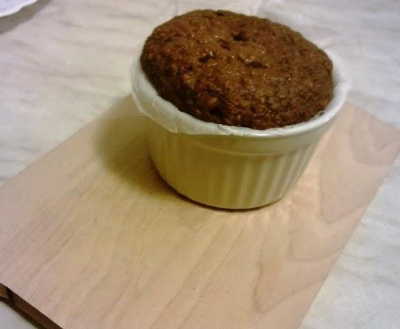 Proteinski kolač iz mikrovalne za 3 minute