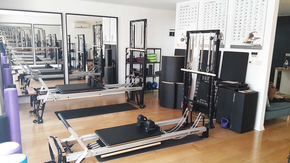 Pilates Reformer_studio Figura salon za masažu